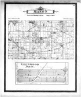 Mason Township, Adamsville, Sailor, Glenwood, Cass County 1896